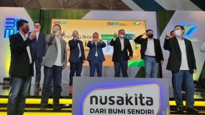 PTPN XI Dukung New Brand Nusakita, Siapkan Produk Gula Berkualitas
