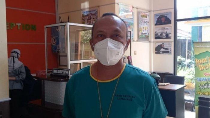 Covid-19 Tinggi, RS Pasirian Lumajang Berlakukan Sistem Buka Tutup Layani Pasien Baru