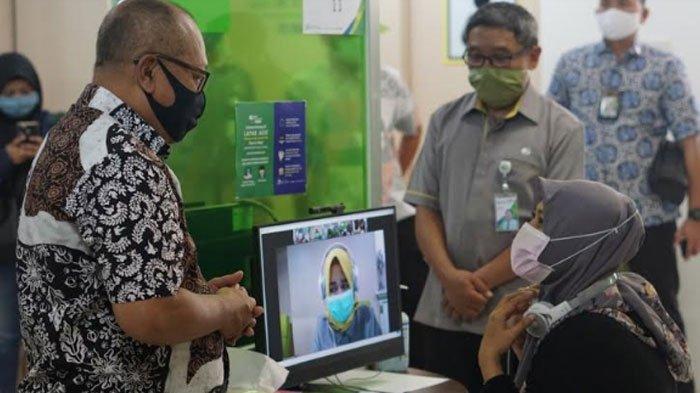 Pastikan Keamanan Layanan di Tengah Pandemi, BPJAMSOSTEK Cek 'LAPAK ASIK' Kantor Cabang Karimun Jawa