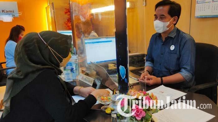 Hari Pelanggan Nasional, Direktur Perumda Tugu Tirta Kota Malang Turun Tangan Layani Masyarakat