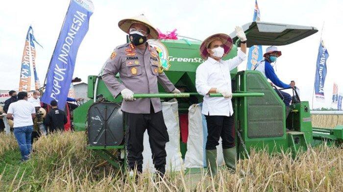 Pupuk Kaltim Dorong Peningkatan Produktivitas Petani Banyuwangi Lewat Program Agro Solution