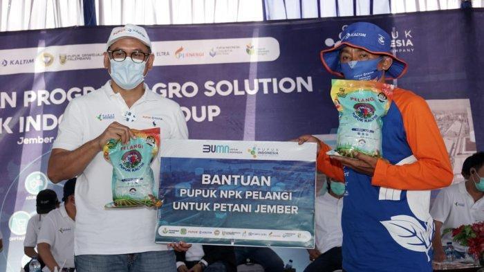 Demi Tingkatkan Produktivitas Petani, Pupuk Kaltim Gagas Program Agro Solution