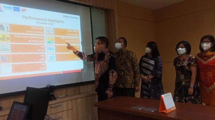 Bank Maspion Targetkan Pertumbuhan Kinerja Bisa Tumbuh 20 Persen di Tahun 2021