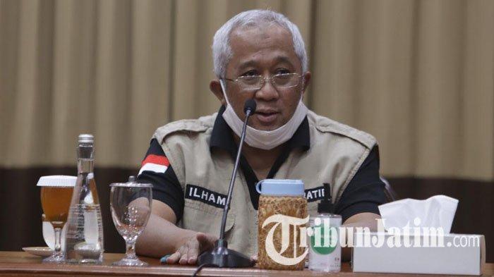 RSJ Menur Surabaya Rawat 94 Pasien Positif Covid-19, 5 di AntaranyaOrang dengan Gangguan Jiwa