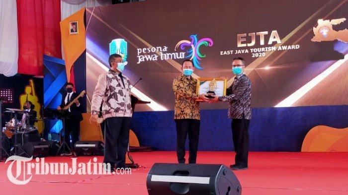 Kado Hari Jadi ke-249, Banyuwangi Borong Penghargaan di Anugerah East Java Tourism Award 2020