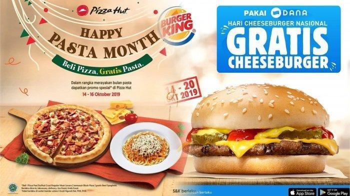 Diskon Hari Ini Nikmati Promo Cfc 60 Hingga Gratis Cheesburger Di Burger King Tribun Jatim