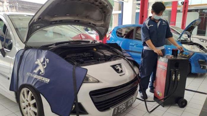 Diskon Servis 25 Persen Khusus Mobil Peugeot Model Lawas, Berlaku di Bengkel Resmi hingga Juli 2021