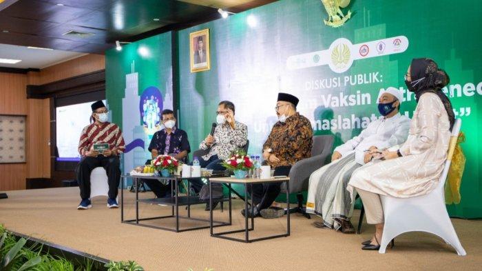 Kontroversial Halal Haram Vaksin Astrazeneca, Begini Kata Para Pakar