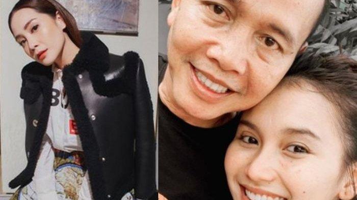 Disorot karena ucapan ayah Ayu Ting Ting, begini balasan Nagita Slavina.