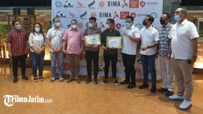 AC Majapahit Klub Sepak Bola Baru Kebanggaan Kabupaten Mojokerto, Siap Berlaga di Liga 3 Jawa Timur