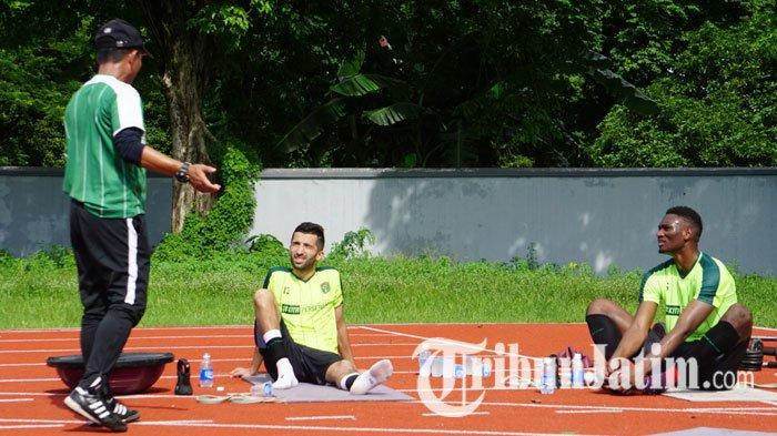 Babak 32 Besar Piala Indonesia, Ini Alasan Pemain Asing Baru Persebaya Absen Lawan Persinga Ngawi