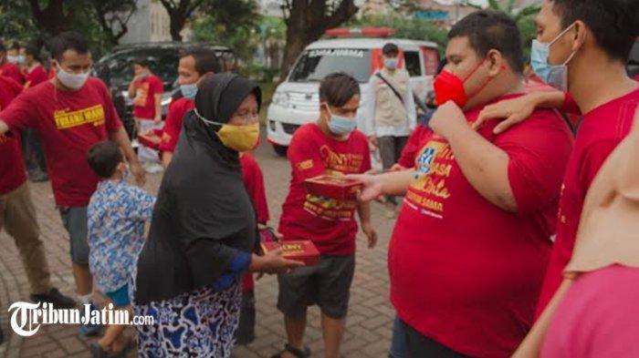 Kisah Owner DNY Skincare Istiqomah Berbagi dengan Duafa dan Disabilitas, 'Hanya Titipan Allah'