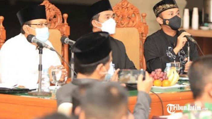 'Semoga Awak KRI Nanggala 402 Selamat, Diberi Keselamatan', Doa Wali Kota Pasuruan Gus Ipul