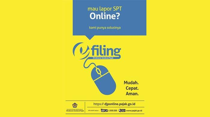 Lapor SPT Tahunan secara online