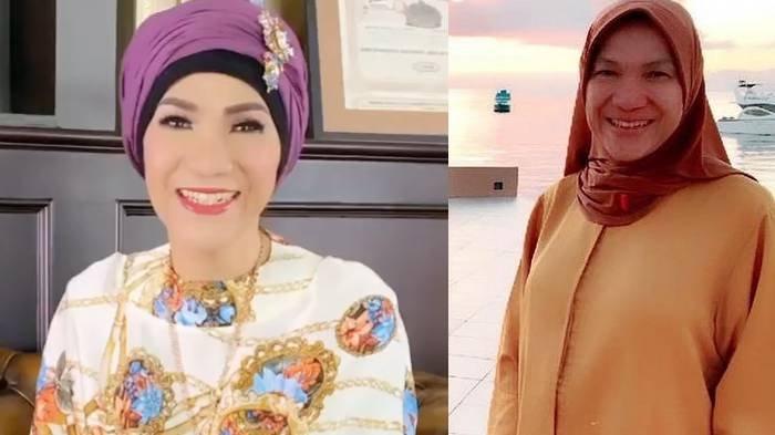Dorce Gamalama dilarikan ke rumah sakit pada Kamis (7/10/2021), malam.