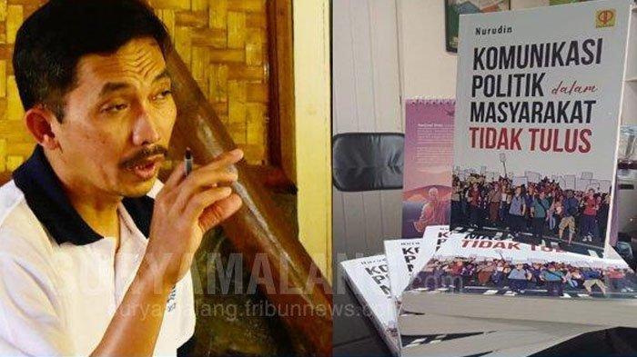 Dosen UMM Terbitkan Buku 'Komunikasi Politik dalam Masyarakat Tidak Tulus,' Cuek Disebut Haters