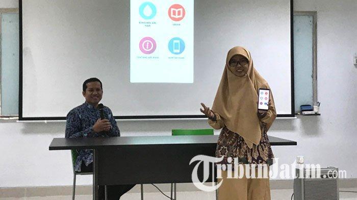 Permudah Kontrol Tubuh dan Pola Makan, Dosen Unusa Surabaya Luncurkan Aplikasi Kalkulator Kesehatan