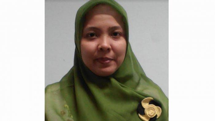 Dosen S1 Gizi Fakultas Kesehatan (FKes) Universitas Nahdlatul Ulama Surabaya (Unusa), Rizki Nurmalya Kardina SGz MKes.