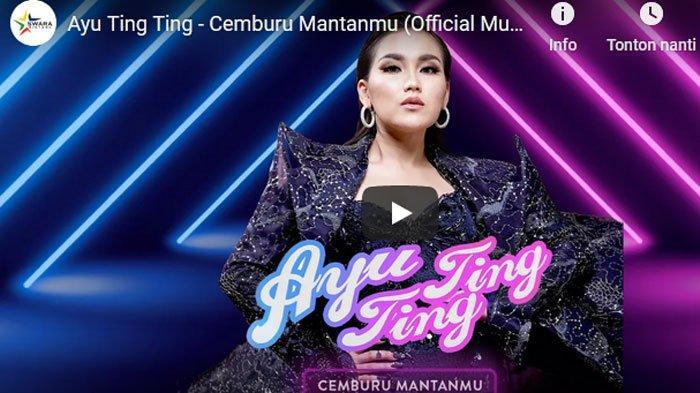 Download Lagu MP3 'Cemburu Mantanmu' Dangdut Ayu Ting Ting, Ada Lirik 'Kalau Kau Ingat Ingat Dia'