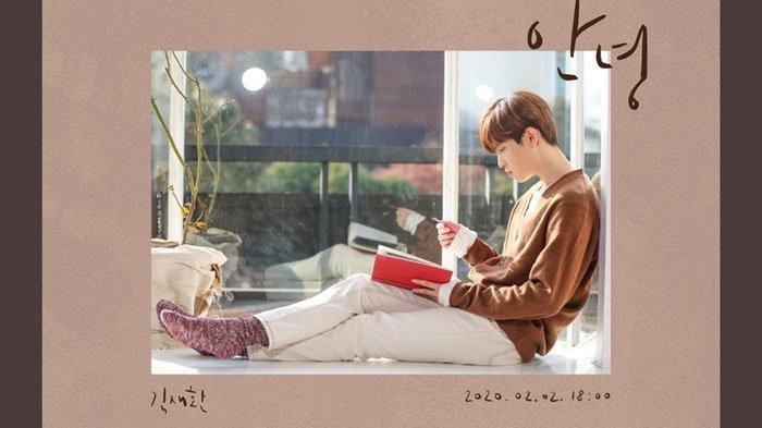 Download Lagu MP3 'Goodbye' Kim Jaehwan, Single Terbaru di Tahun 2020, Tentang Pria yang Baru Putus