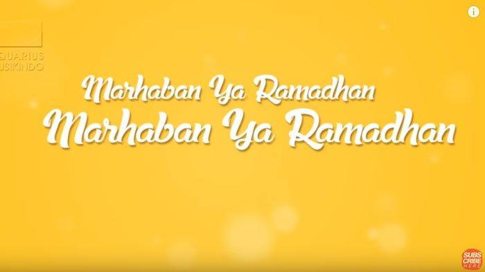 lagu dj ramadhan tiba mp3