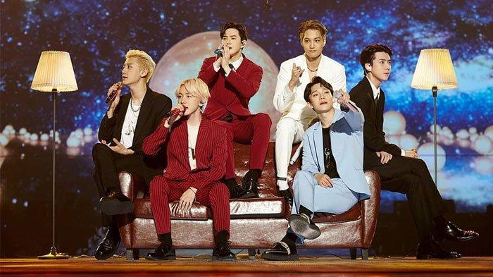 Lirik dan Terjemahan Lagu 'Paradise' EXO, Trending di YouTube, Album Don't Fight The Feeling