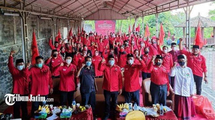 PDI Perjuangan Kabupaten Pasuruan Target 10 Kursi Parlemen Pada Pemilu 2024, 'Optimis Terwujud'