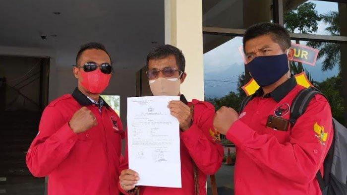 Baliho Puan Maharani Jadi Sasaran Vandalisme di Kota Batu, PDIP Lapor Polisi