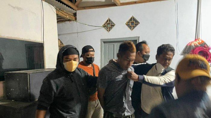 Warga Kecamatan Bluto Masuk DPO Diciduk Resmob Polres Sumenep
