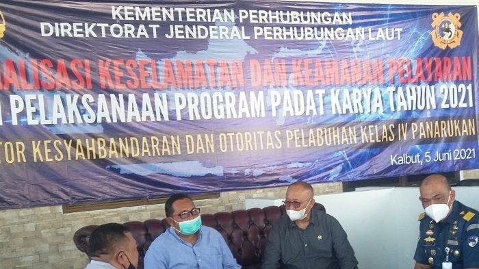 DPR Sosialisikan Keselamatan dan Keamanan Pelayaran kepada Nelayan di Situbondo