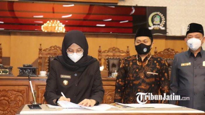 Dewan Setujui Raperda RPJMD Kabupaten Banyuwangi 2021-2026