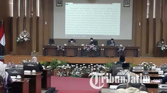 DPRD Kabupaten Malang Bahas Raperda Pengawasan Mutu Pangan, Guna Melindungi Kesehatan Masyarakat