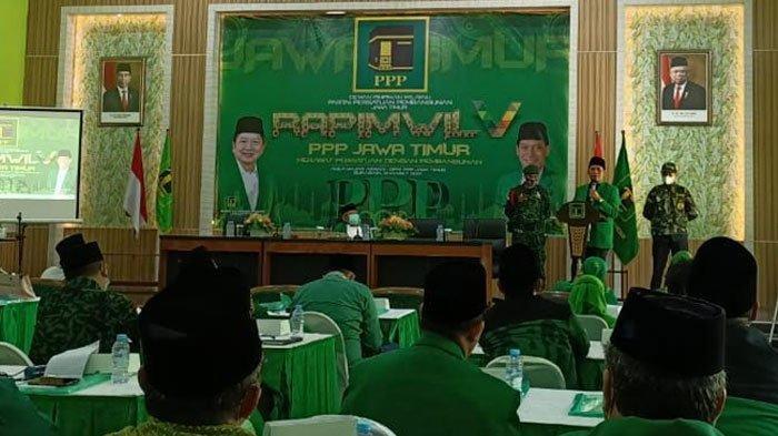 Persiapan Muswil PPP Jatim, DPP Mulai Turun Gunung Serap Aspirasi dari Berbagai Kalangan