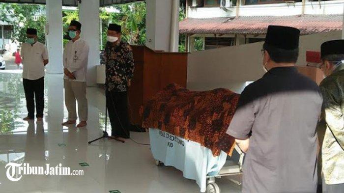 Duka IDAI Jawa Timur atas Wafatnya dr Agus Harianto SpA (K), 'Jasa-jasanya Dikenang'