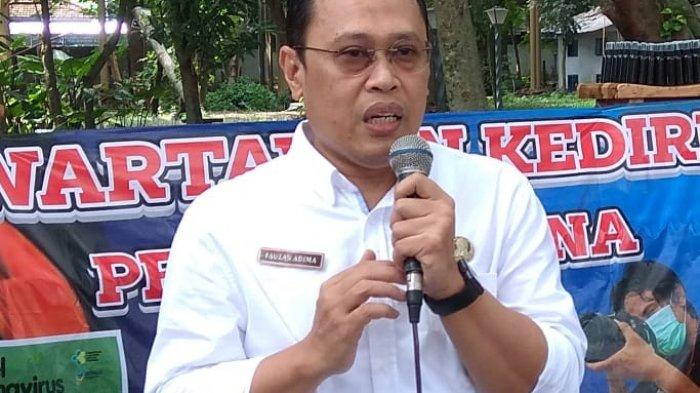 Hoax Imbauan Humas Pemkot Kediri ke Warga agar Lapor RT seusai dari Golden Swalayan: Kabar Tak Jelas