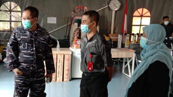 34 TKI Positif Covid 19, Masuk Rumah Sakit Lapangan Indrapura