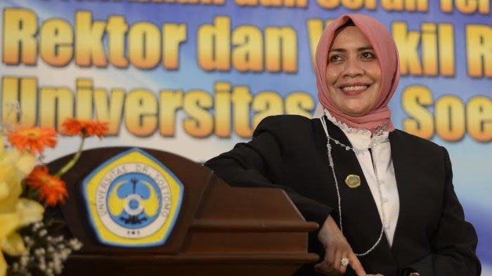 Siti Marwiyah Jadi Rektor Perempuan Pertama Unitomo, Berikut 4 Program Besarnya