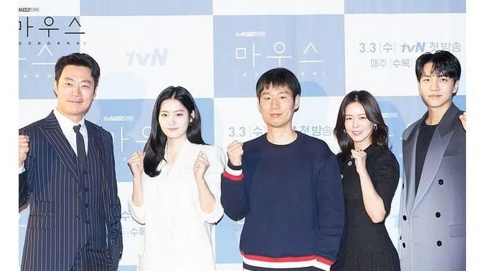 Sinopsis Drama Korea Mouse, Dibintangi Lee Seung Gi hingga Kyung Soo Jin, Bergenre Thriller Misteri