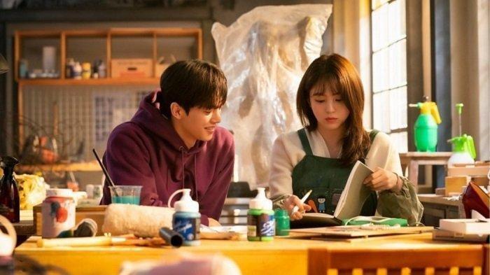Lirik Lagu Romantis 'We're Already' KIMMUSEUM, OST Drama Korea Nevertheless