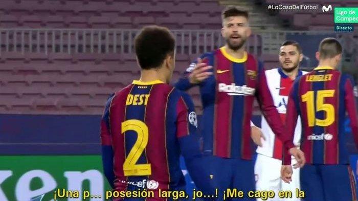 TERPOPULER BOLA: Barcelona Gagal Kudeta Atletico Madrid hingga Video Bek Leicester City Buka Puasa