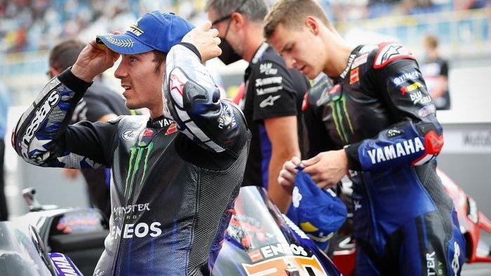 Respons Fabio Quartararo Dengar Maverick Vinales Hengkang dari Yamaha: Keputusan Buruk