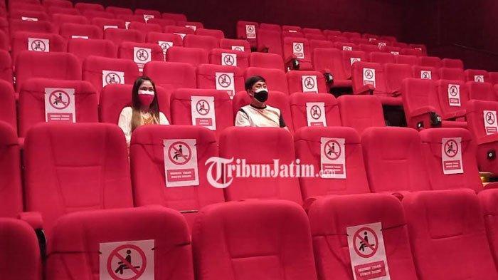 Nonton Film The Suicide Squad di Kota Malang, Bioskop Serasa Milik Berdua