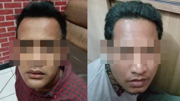 Hendak Beraksi, Dua Maling Motor asal Bangkalan Tertangkap di Lampu Merah Tugu Pahlawan