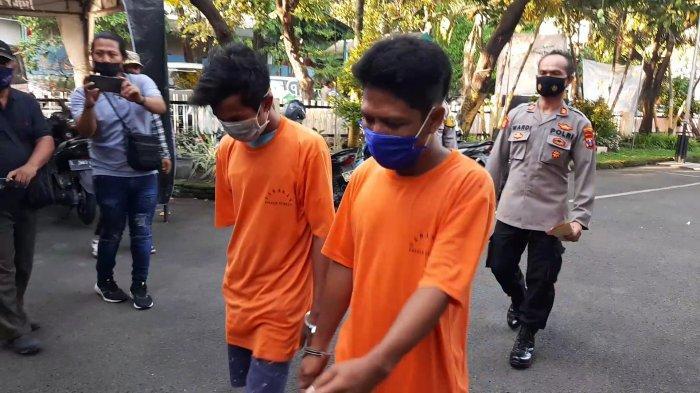 Dua Bandit Curanmor Bulak Rukem Ditembak Polisi, Ngaku Tiga Kali Masuk Penjara