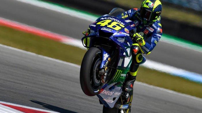 Bos Petronas Yamaha SRT Sebut Tak Akan Istimewakan Valentino Rossi, Meski Berstatus Legenda MotoGP