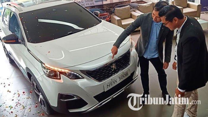 Peugeot 3008 dan 5008 Allure Plus Resmi Dirilis di Jatim, Segini Harganya