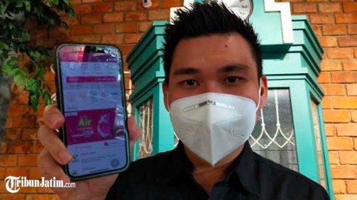 Kenalan dengan e-Wallet Yukk, Aplikasi Keuangan Digital Baru di Surabaya,'Cashless Lebih Mudah'