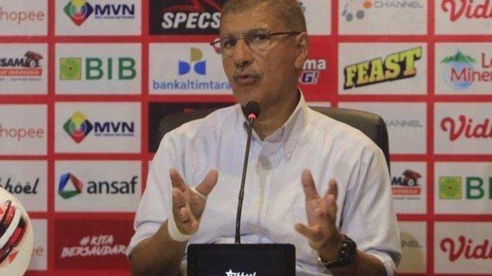 Simak Statistik Edson Tavares, Pelatih yang Dirumorkan Gantikan Mario Gomez di Arema, Lebih Bagus?