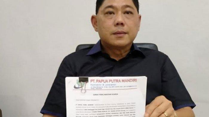Kuasa Hukum PT Papua Putra Mandiri Minta Menteri Keuangan dan BUMN Tegur Jasindo, Ini Alasannya