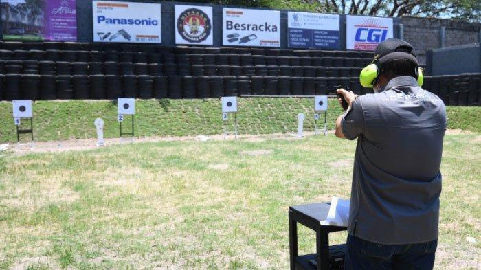 Dukung Fasilitas Atlet Tembak, Perbakin Resmikan Lapangan Tembak Hipakad Shooting Club